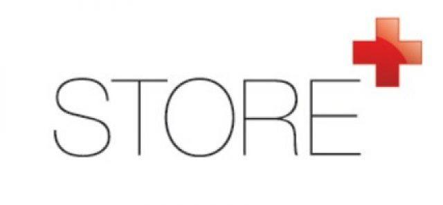 The store logo.